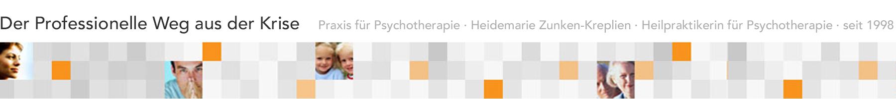 Praxis Heidemarie Zunken-Kreplien – Der professionelle Weg aus der Krise Logo